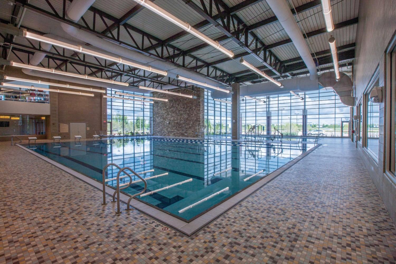 Indoor pool carol stream park district for Williams indoor pool swim lessons