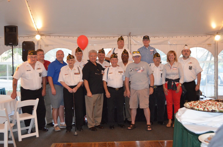 Donors Of Veterans Memorial Plaza Carol Stream Park District